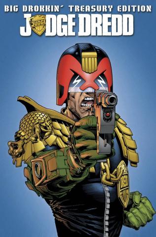Judge Dredd: Big Drokkin' Treasury Edition