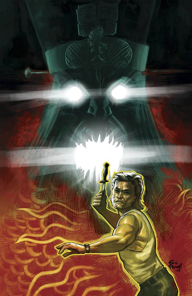 Big Trouble in Little China #8
