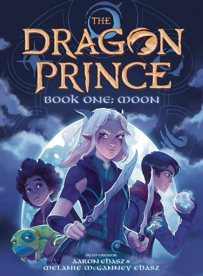 The Dragon Prince #1: Moon