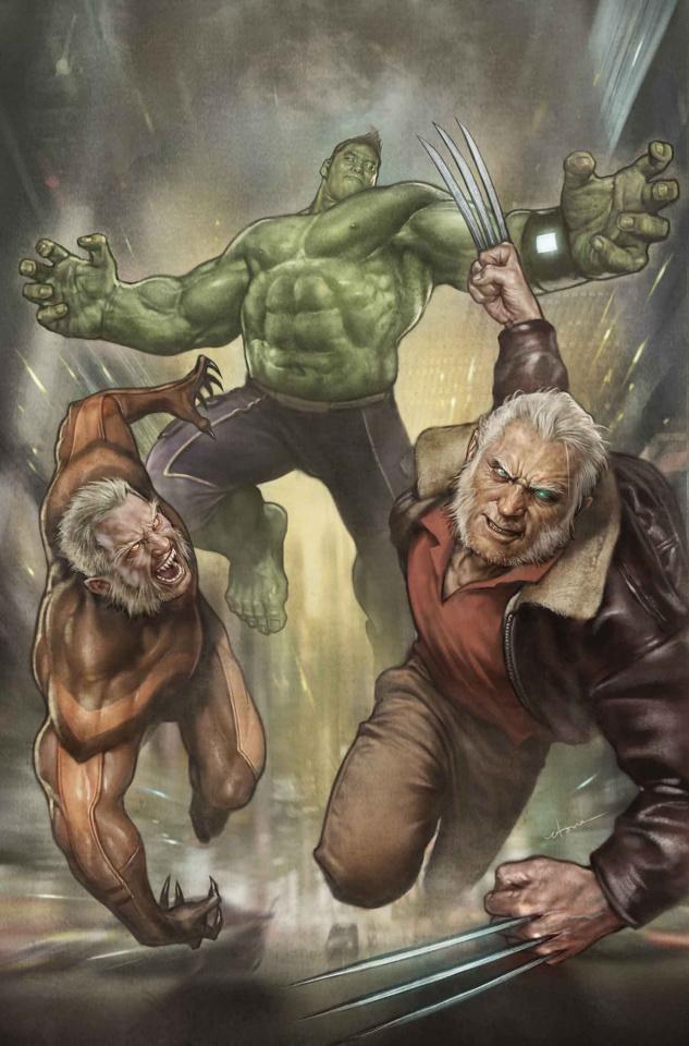 Totally Awesome Hulk #19
