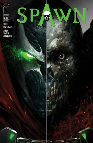 Spawn #285 (McFarlane & Tan Cover)