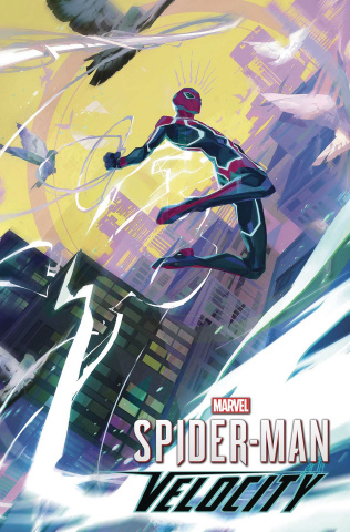 Spider-Man: Velocity #5 (Infante Cover)