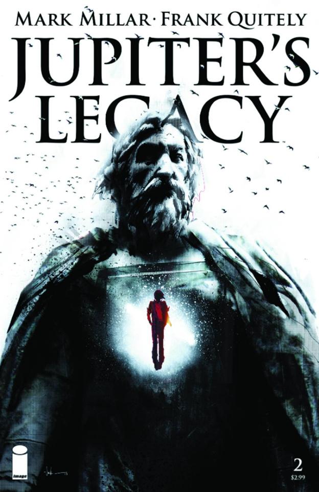 Jupiter's Legacy #2 (Jock Cover)