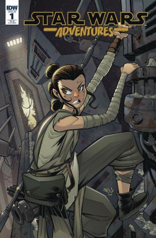 Star Wars Adventures #1 (25 Copy Cover)