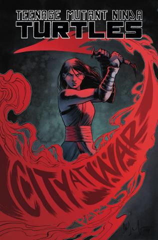 Teenage Mutant Ninja Turtles #97 (Wachter Cover)
