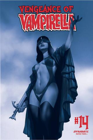 Vengeance of Vampirella #14 (40 Copy Oliver Tint Cover)