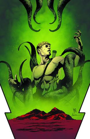Green Arrow #21