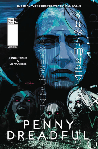 Penny Dreadful #4 (De Martinis Cover)