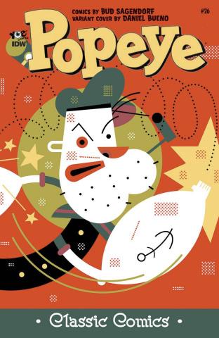 Popeye Classics #29 (10 Copy Cover)