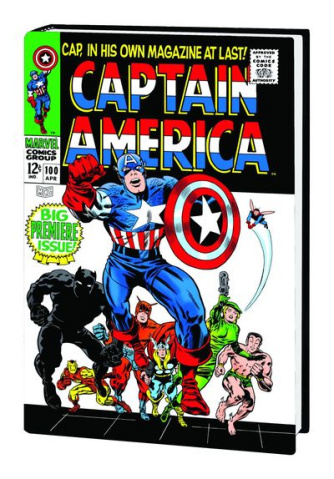 Captain America Vol. 1 (Kirby Cover)