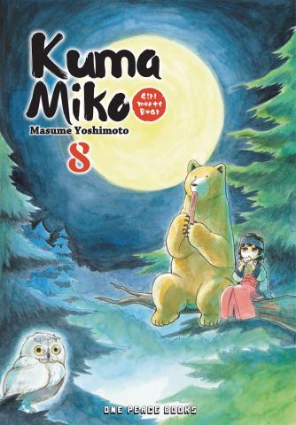 Kuma Miko: Girl Meets Bear Vol. 8