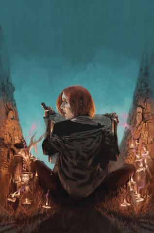 Buffy the Vampire Slayer #7 (Aspinall Cover)