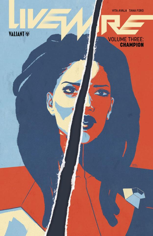 Livewire Vol. 3: Champion