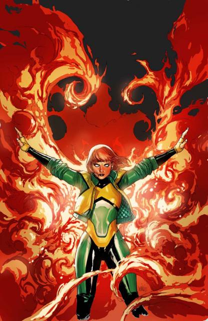 Invincible Iron Man #6 (Yu ResurrXion Cover)