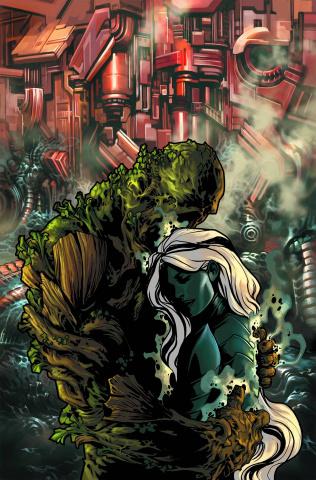 Swamp Thing #36