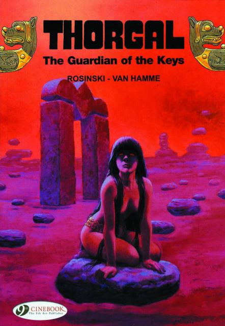 Thorgal Vol. 9: The Guardian of the Keys