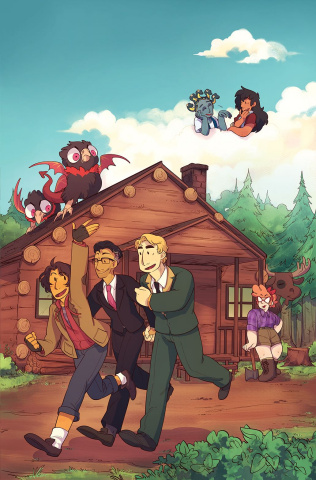 Lumberjanes #38 (20 Copy Sotuyo Cover)