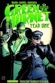 Green Hornet: Year One Vol. 2: The Biggest of All Game