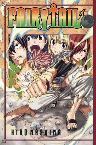 Fairy Tail Vol. 55