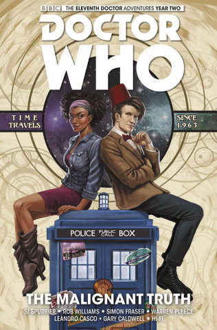 Doctor Who: New Adventures with the Eleventh Doctor Vol. 6: The Malignant Truth