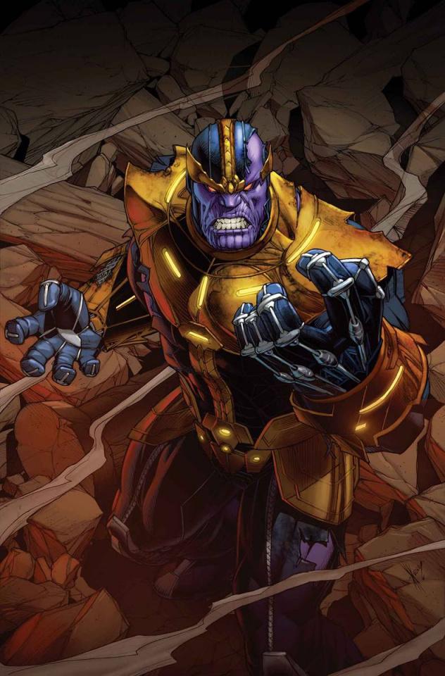 Thanos Annual #1