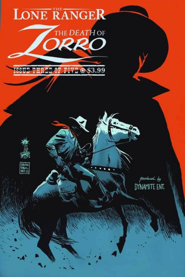 The Death of Zorro #3