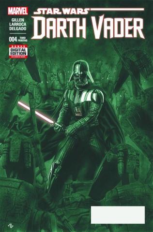 Darth Vader #4 (Granov 3rd Printing)