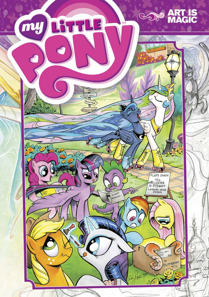 My Little Pony: Art Is Magic