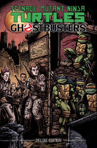 Teenage Mutant Ninja Turtles / Ghostbusters