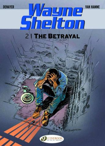Wayne Shelton Vol. 2: The Betrayal