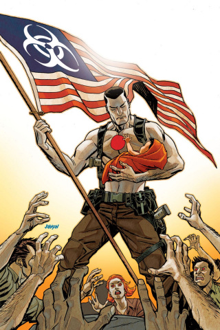 Bloodshot U.S.A. #4 (Johnson Cover)
