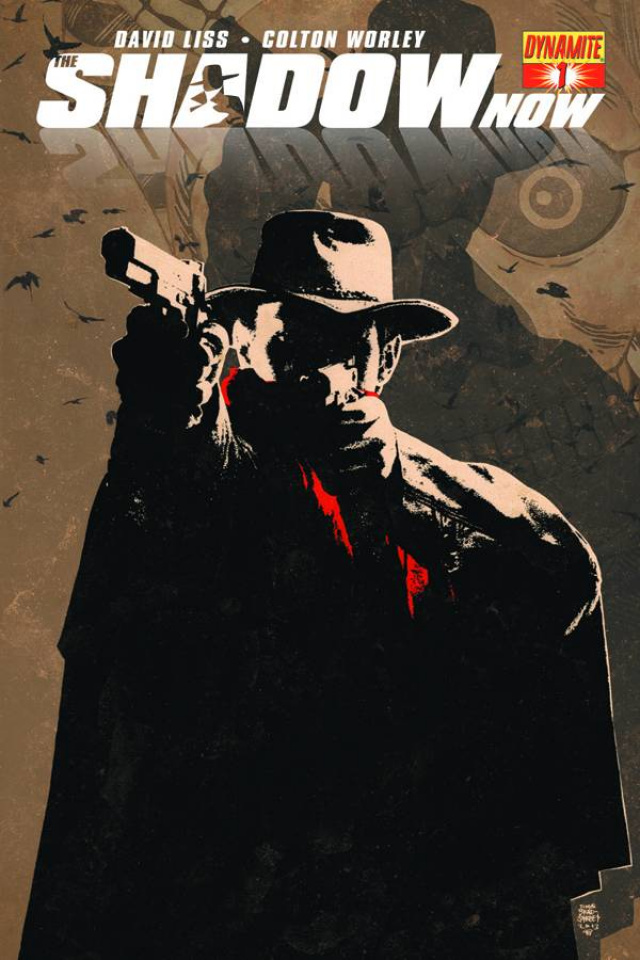 The Shadow: Now #1