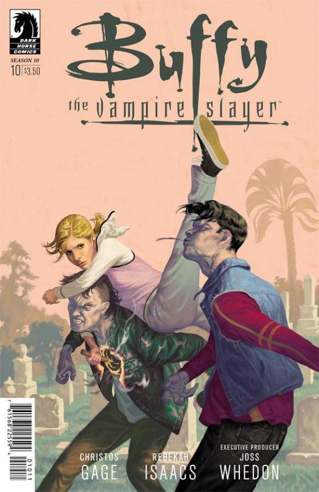 Buffy the Vampire Slayer, Season 10 #10