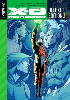 X-O Manowar Vol. 3