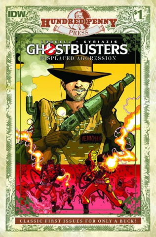 Ghostbusters: Displaced Aggression #1 (100 Penny Press Edition)
