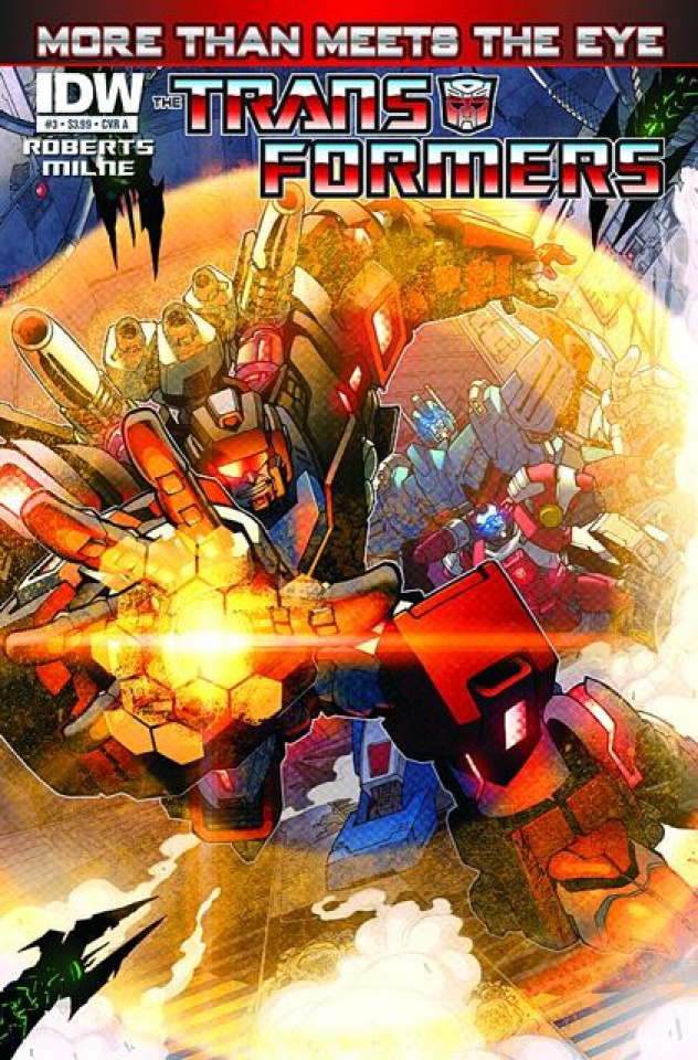 The Transformers: More Than Meets the Eye #3