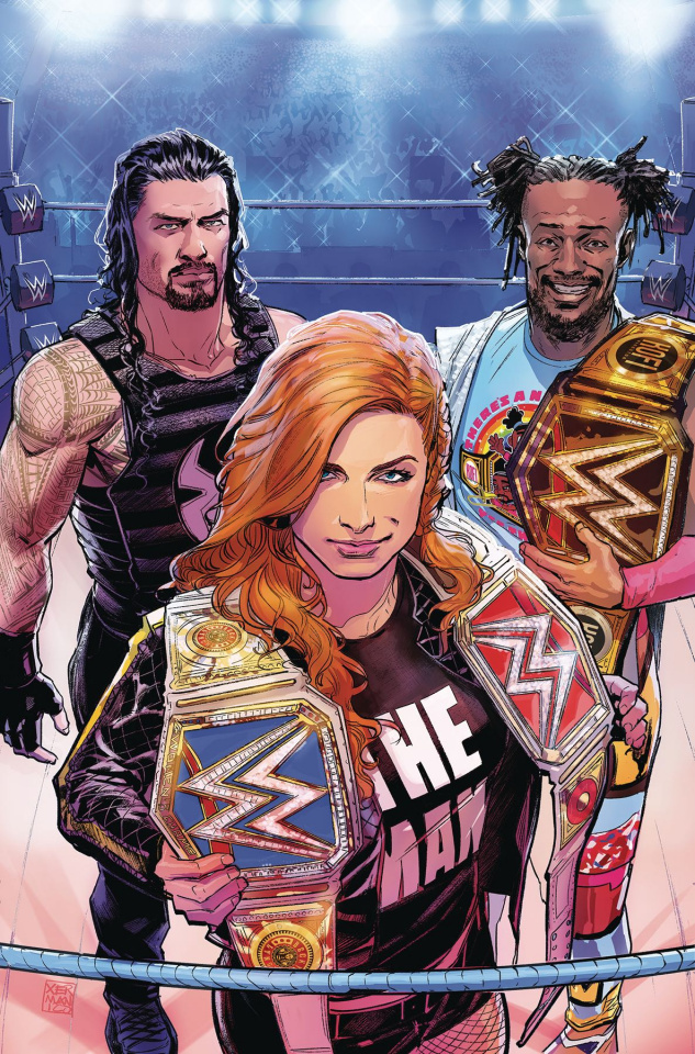 WWE Smackdown Live Special #1