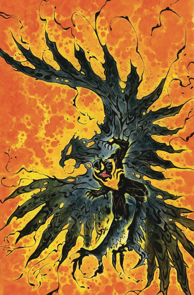 Venom #159 (Crook Phoenix Cover)