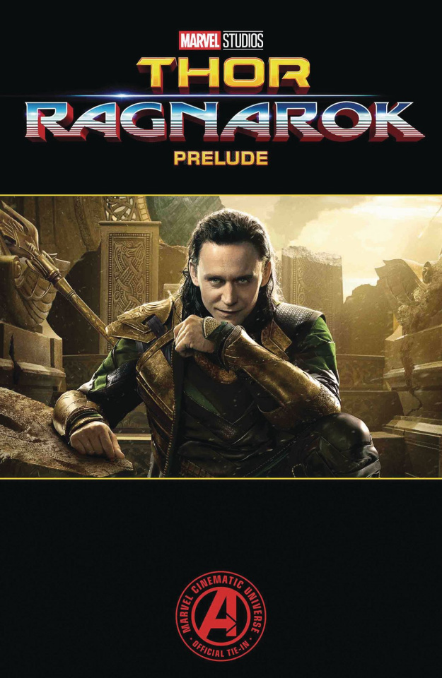 Thor: Ragnarok Prelude #4