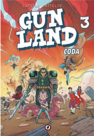 Gunland Vol. 3: Coda