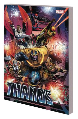 Thanos Vol. 2: God Quarry