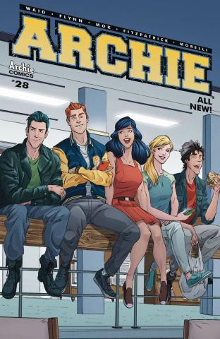 Archie #28 (Schoening Cover)