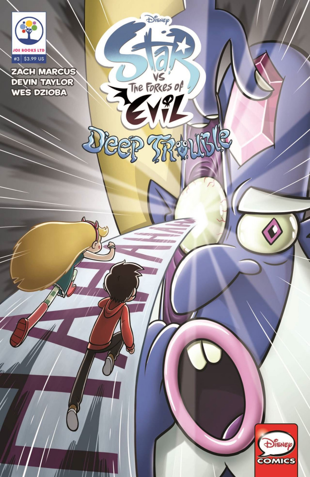 Star vs. The Forces of Evil #3
