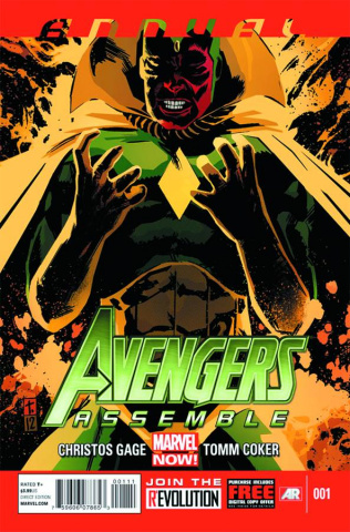 Avengers Assemble Annual #1