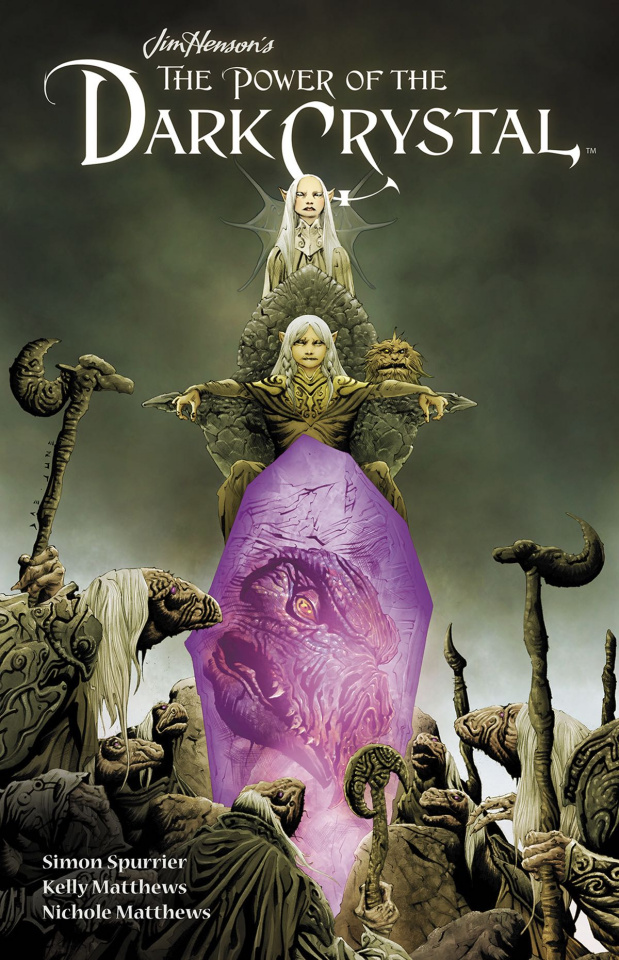 The Power of the Dark Crystal Vol. 1