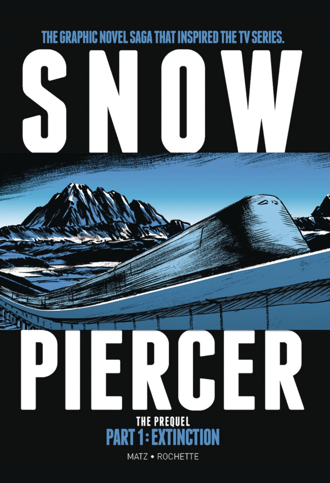 Snowpiercer Vol. 4: Extinction
