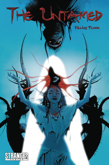 The Untamed II #3 (Lee Cover)