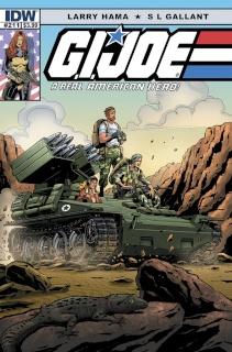 G.I. Joe: A Real American Hero #211