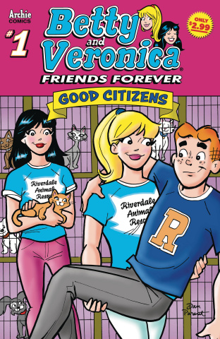 Betty and Veronica: Friends Forever - Good Citizens #1