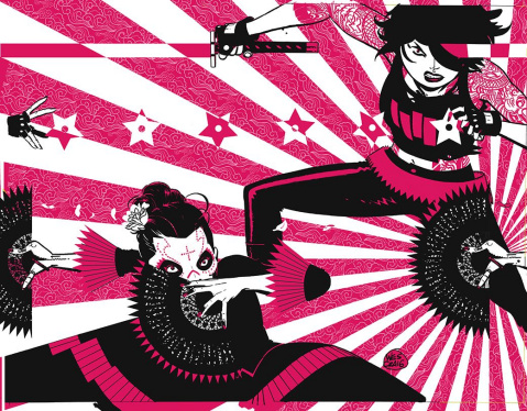 Deadly Class #32 (Virgin Wraparound Cover)